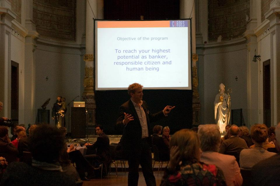 11/11/11 Congres: Crossing the Tipping Point met Otto Scharmer