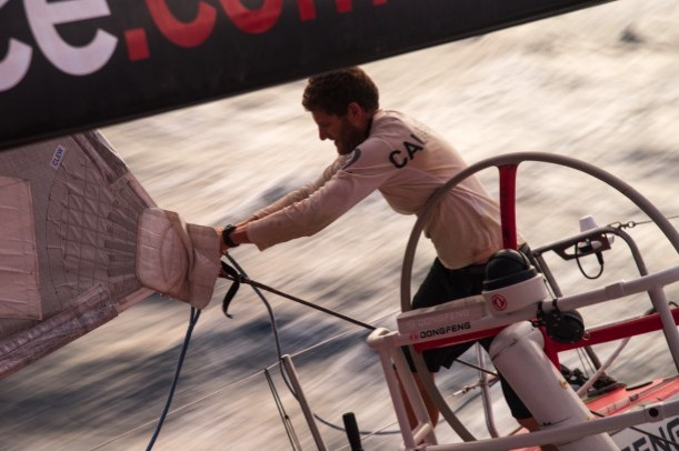 Fasten your seat belts in the Volvo Ocean Race