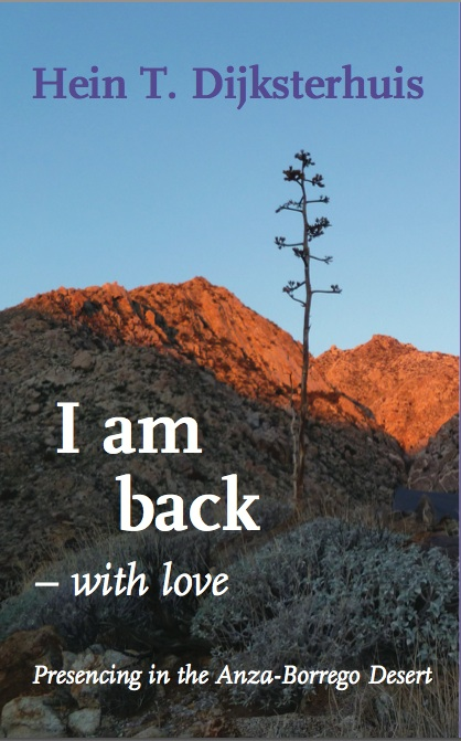 International acclaim for 'I am back-with love'