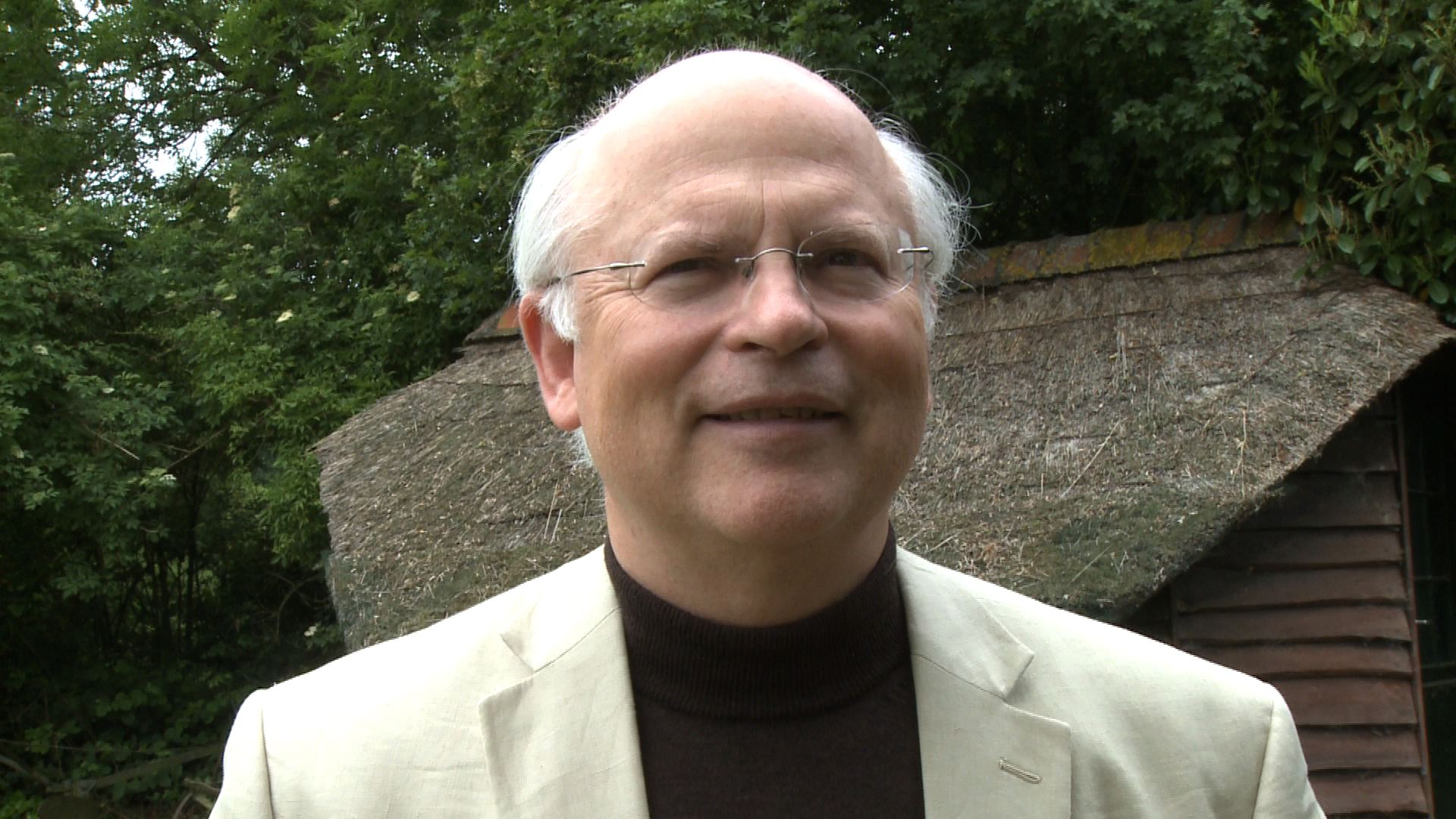 Arthur Zajonc on 'Insides for Change' 11-11-2012