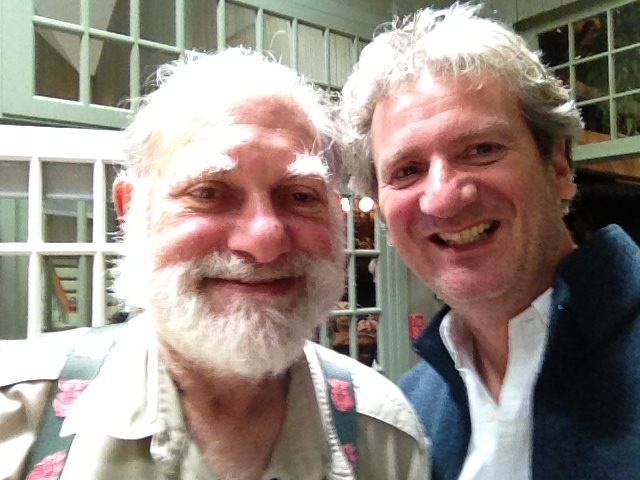Being with Bernie Glassman in New York