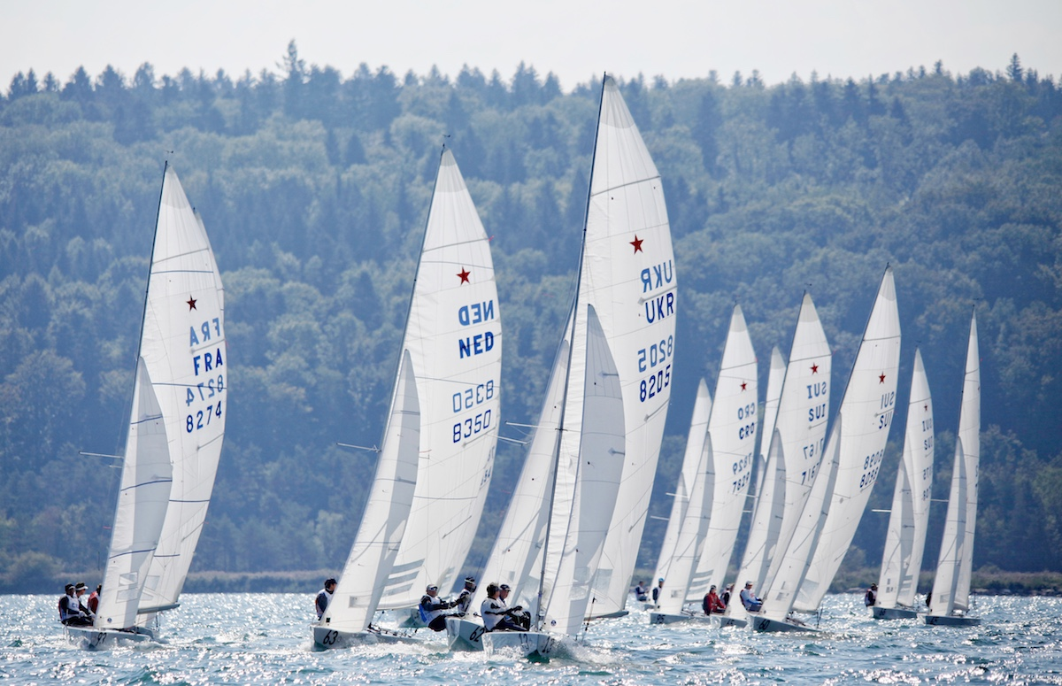 Grand Slam of the Lakes in Sailing