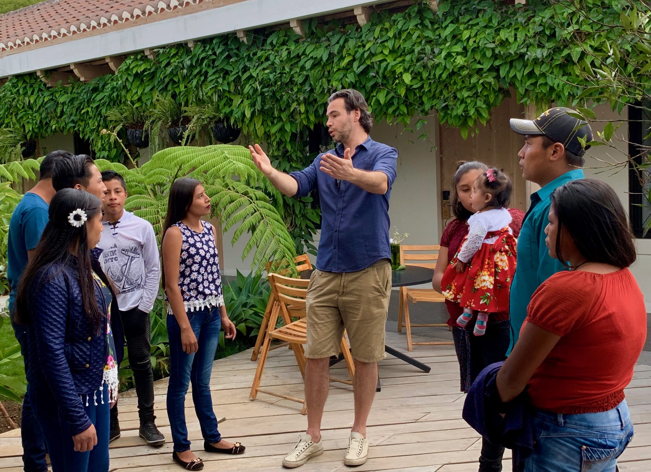 Niños de Guatemala: the leaders of the future